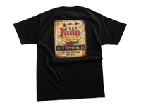View: NEW!  Hula Grill Waikiki-Chili Pepper Water T-Shirt, Black