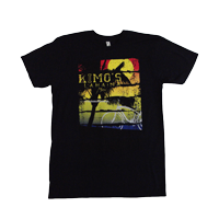 "View: NEW! Kimo's-Men's ""Bike"", Light Weight, T-Shirt, Navy"