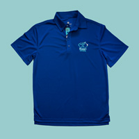 View: Duke's Waikiki-Men's Polo Shirt, Quick Dry, Embroidered