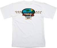 View: SALE! Duke's Huntington Beach Barefoot Bar T-Shirt White