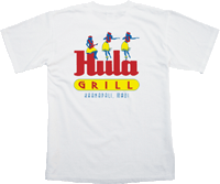 View: Hula Grill Kaanapali Original T-Shirt White