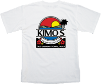 View: Kimo's Original T-Shirt White