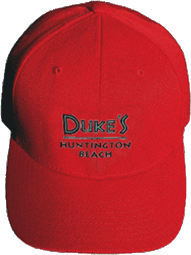 View: Duke's Huntington Beach Flexfit® Baseball Cap Rd
