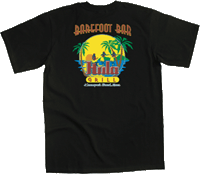 View: Hula Grill Kaanapali Sunset T-Shirt Black