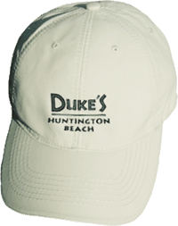 View: Duke's Huntington Beach Flexfit; Baseball Cap W