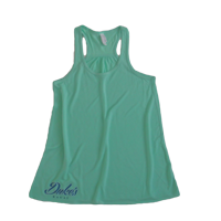 View: Duke's Kauai-Women's Racer Back Tank, Mint